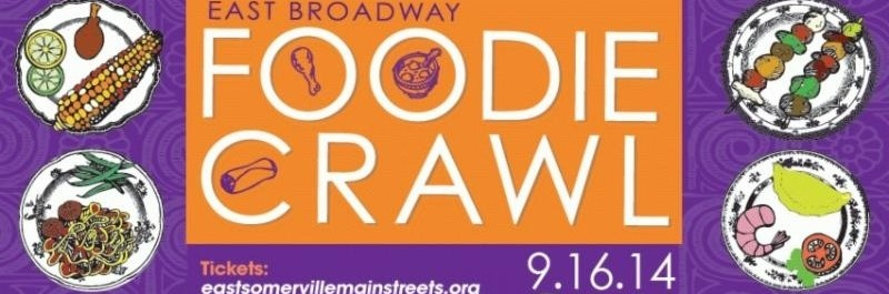 Foodie Crawl Ticket